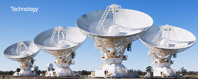 narabri radio telescope image from technology portfolio